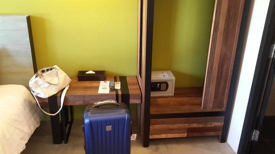 Amphawa Na Non Hotel & Spa : room view