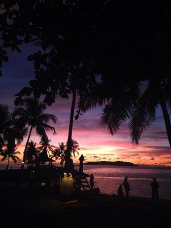 Shangri-La's Tanjung Aru Resort & Spa: Twilight