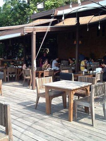 Secret Cliff Resort: cafe da manha maravilhoso