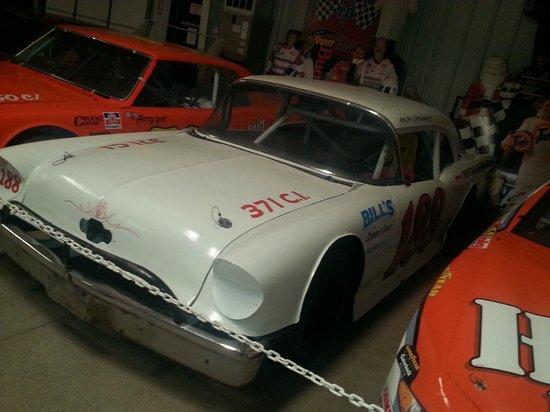 Memory Lane Museum : Ralph Earnhardt Race Car
