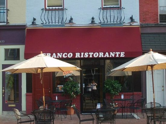 francos ristorante phoenixville