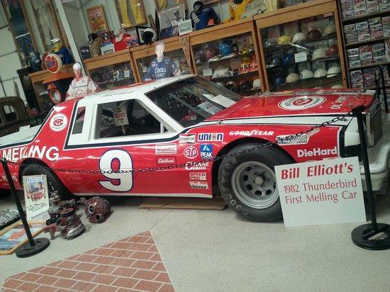 Memory Lane Museum : Bill Elliott's First Melling 1982 T-Bird