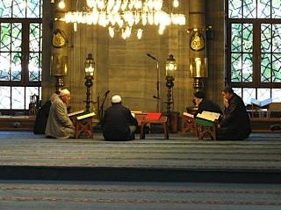 Yeni Cami: Inmans