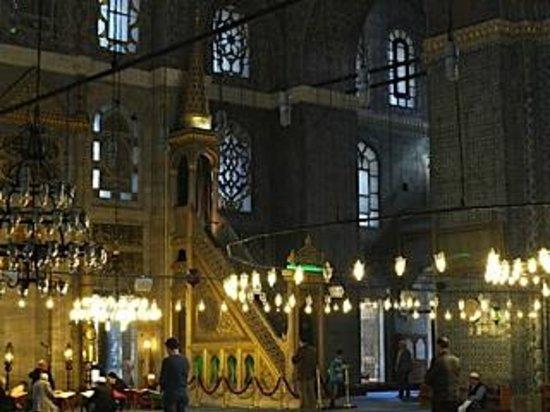 Yeni Cami: Beautiful interior