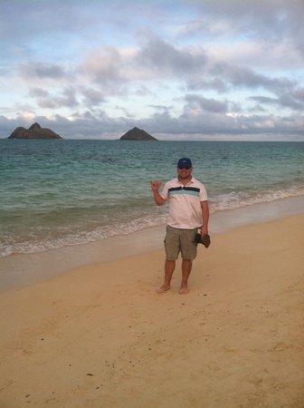 Lanikai Beach : Pic