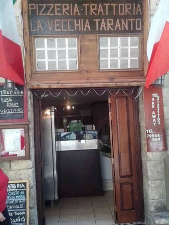 Pizzeria Trattoria Vecchia Taranto