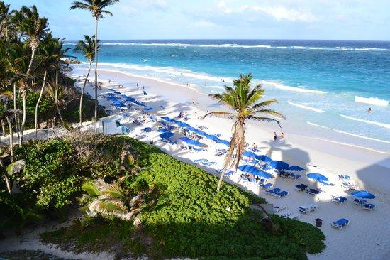 Saint Philip Parish, Barbados: Crane Beach