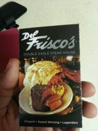 ‪Del Frisco's Double Eagle‬