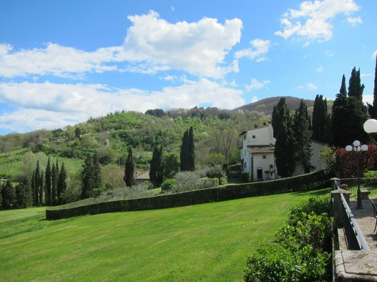 Villa Campestri Olive Oil Resort : Tuscany at its best