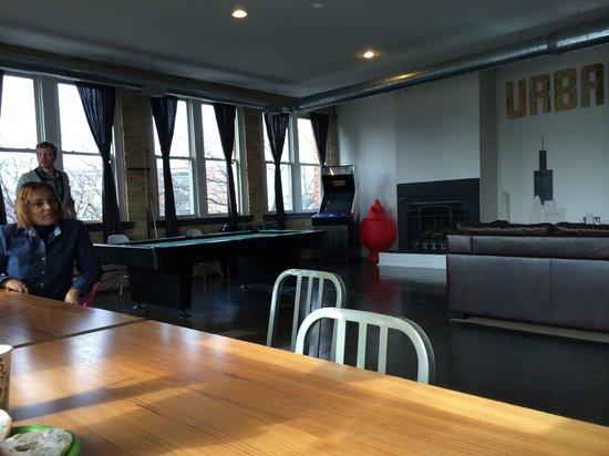 Urban Holiday Lofts: Local onde as pessoas se encontram