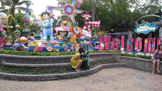 Phuket FantaSea : fantasea
