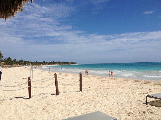 Paradisus Punta Cana Resort: Beautiful Beach