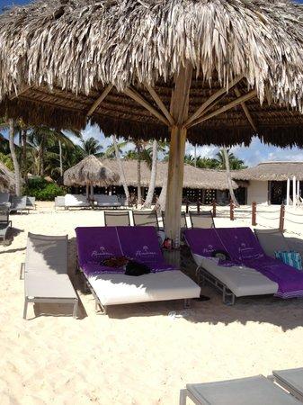 Paradisus Punta Cana: Royal Service Palapa