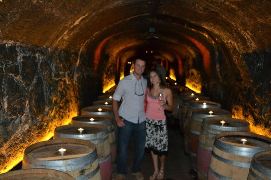 Del Dotto Vineyards & Winery: Del Dotto = Delicious!