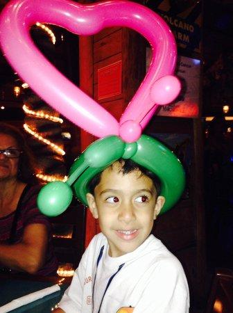 Margaritaville: Ballon Hat