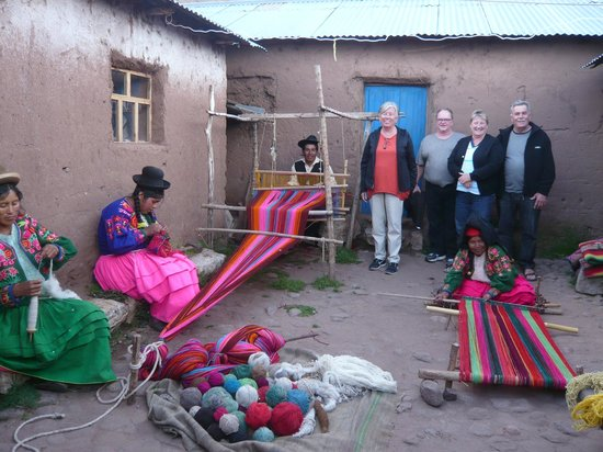 Titilaka: Copamaya Weaving Community