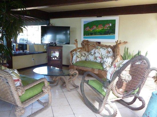 La Boheme Hotel e Apart Hotel: lugar para estar