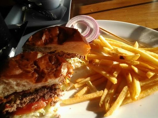 Kyllo's Seafood Grill : Dinner