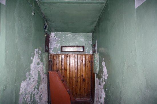 KGB Museum (Genocido Auku Muziejus): Torture area