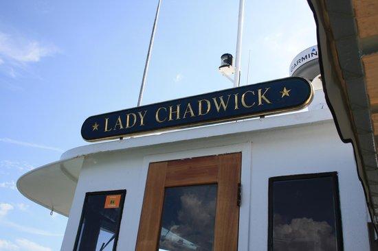 Captiva Cruises: The Lady Chadwick