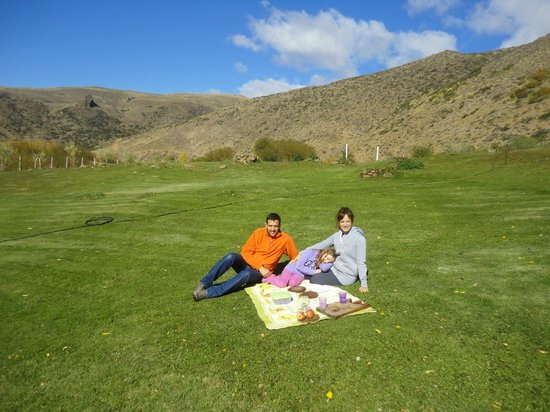 Lodge Nahuel Mapi: Picnic al aire libre