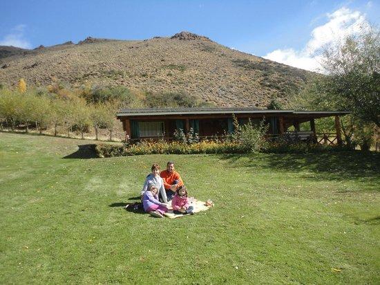 Lodge Nahuel Mapi: Relax
