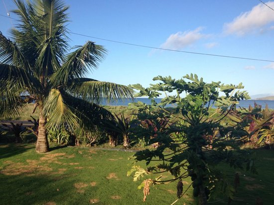 Nona Lani Cottages: View from our front deck
