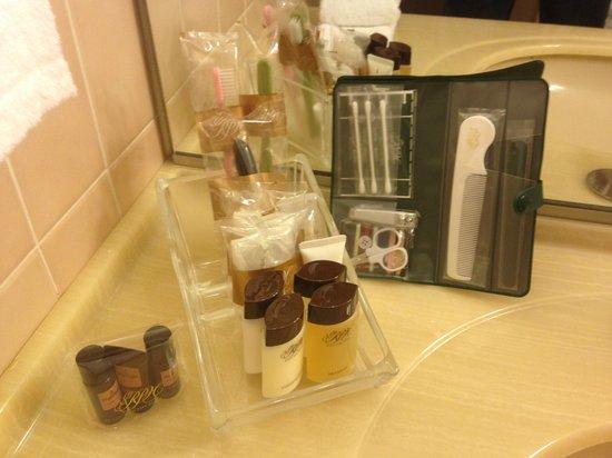 Royal Park Hotel: 浴室