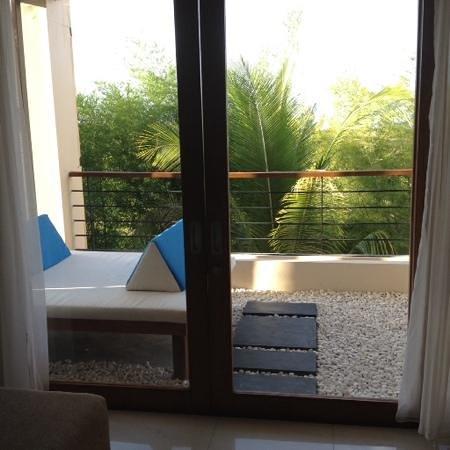 VOUK Hotel & Suites: balcony