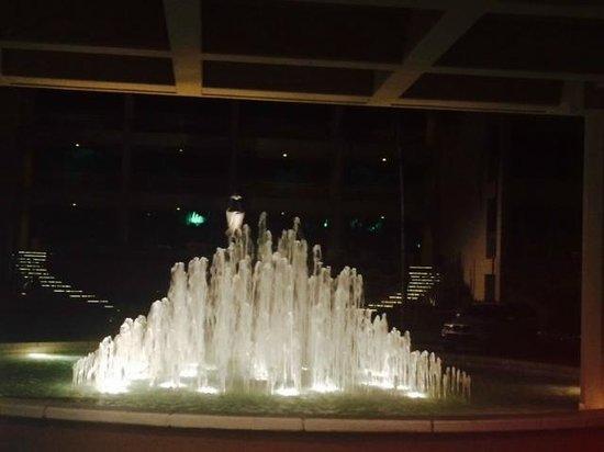 The Phoenician, Scottsdale : Entrance Fountains Outside