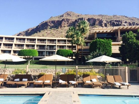 The Phoenician, Scottsdale: Main Building