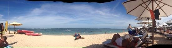 VOUK Hotel & Suites: fantastic Beach