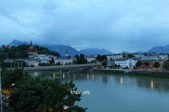 Motel One Salzburg Mirabell: really nice view
