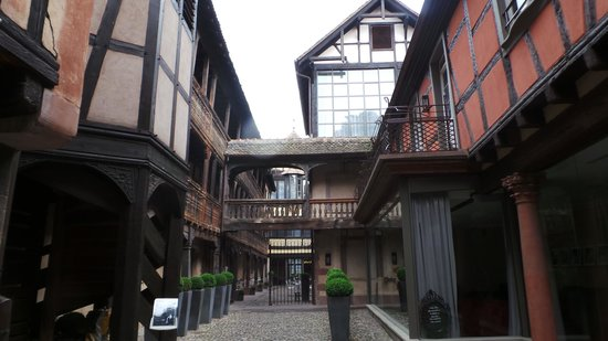 Hôtel Cour du Corbeau Strasbourg - MGallery Collection : hotel