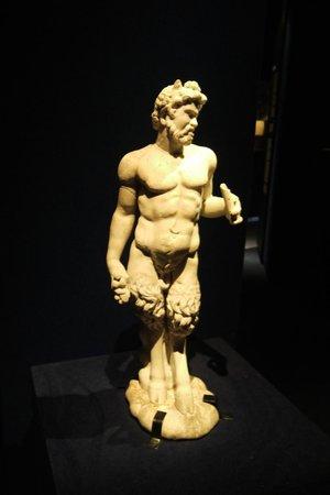 Museo Nazionale Romano - Palazzo Massimo alle Terme: A Satyr