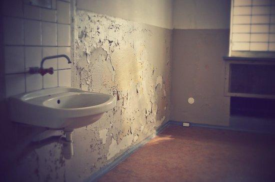 Gedenkstaette Berlin-Hohenschoenhausen : Cell