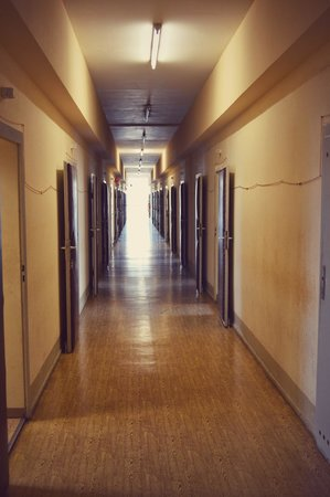 Gedenkstaette Berlin-Hohenschoenhausen : Interrogation rooms
