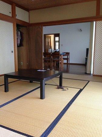 Hotel Ambient Izukogen Cottage: コテージ内