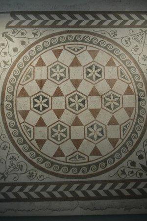 Museo Nazionale Romano - Palazzo Massimo alle Terme : Mosaic