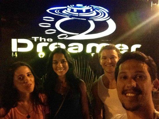 The Dreamer Hostel: Fachada