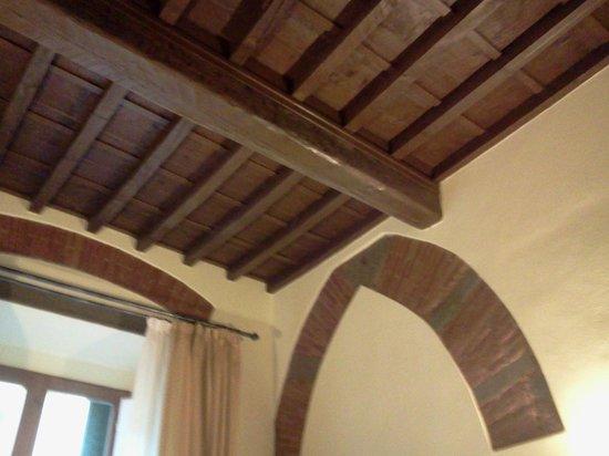 Hotel Della Signoria: Se destaca la construcción original