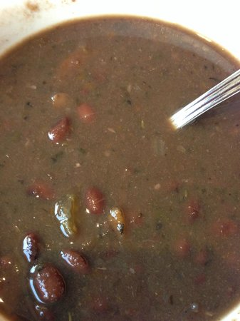 Hyatt Regency Atlanta: Regency Club Bean Soup
