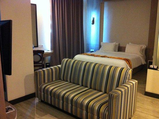Oria Hotel: Oria Suite room