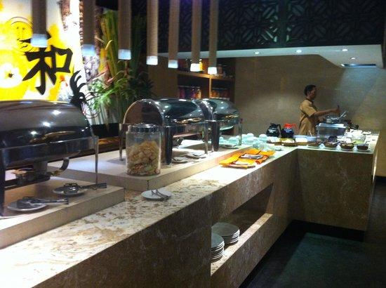 Oria Hotel : Breakfast