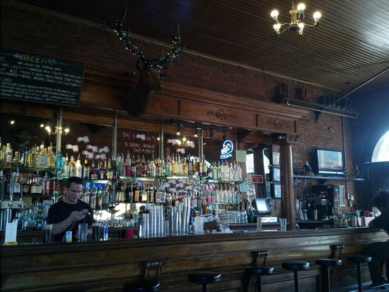 The Brick: The historic bar