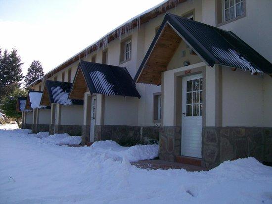 Hosteria Valle del Sol: duplex de atras