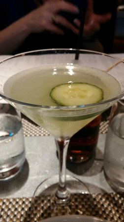 Fig & Olive : Cucumber Cosmos