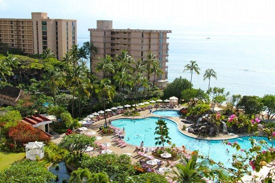 Ka'anapali Beach Club: Nice resort overall