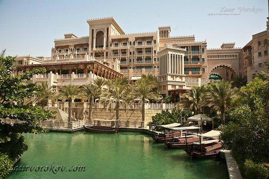 Jumeirah Al Qasr at Madinat Jumeirah: основное здание