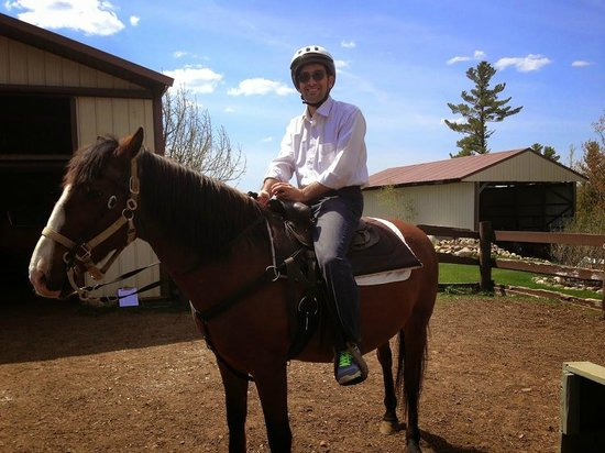 Gunflint Lodge & Outfitters : Horseback Riding